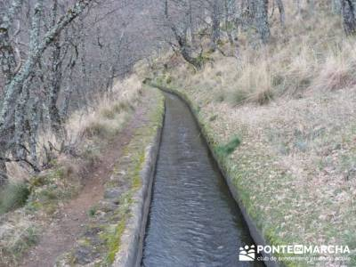 El Valle del Ambroz y la Judería de Hervás - Hervás PR-CC 36 La Chorrera;turismo de naturaleza es